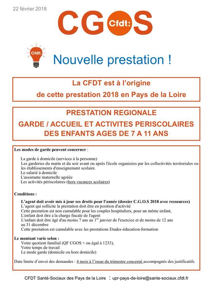 Cfdt Sante Sociaux Pays De Loire Branche Publique
